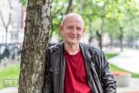 Jegercsik Csaba portré